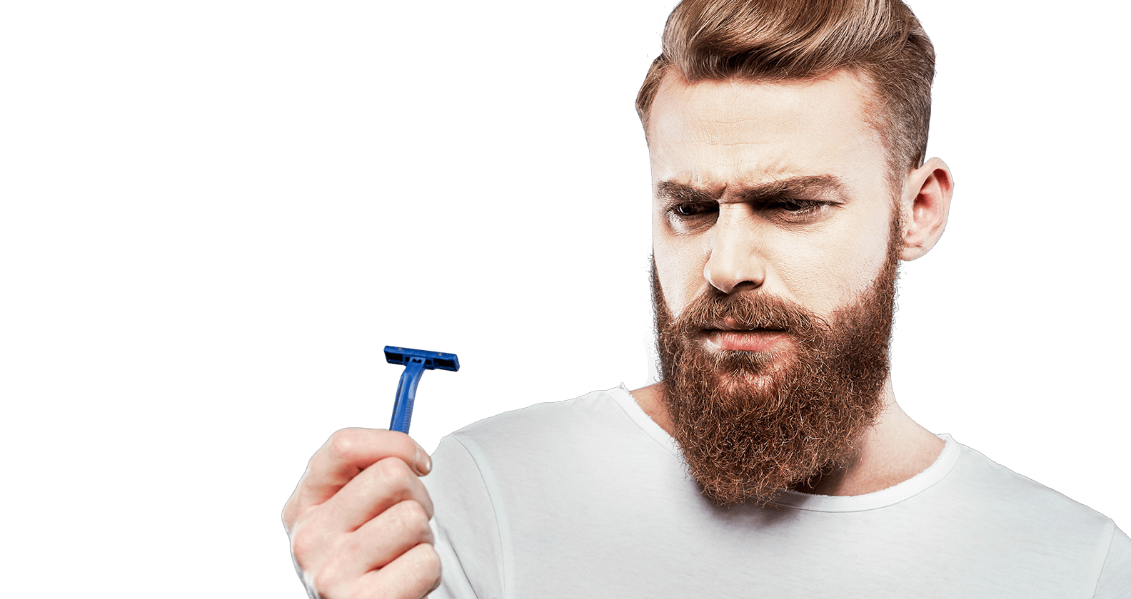 What should I look for when buying a razor?