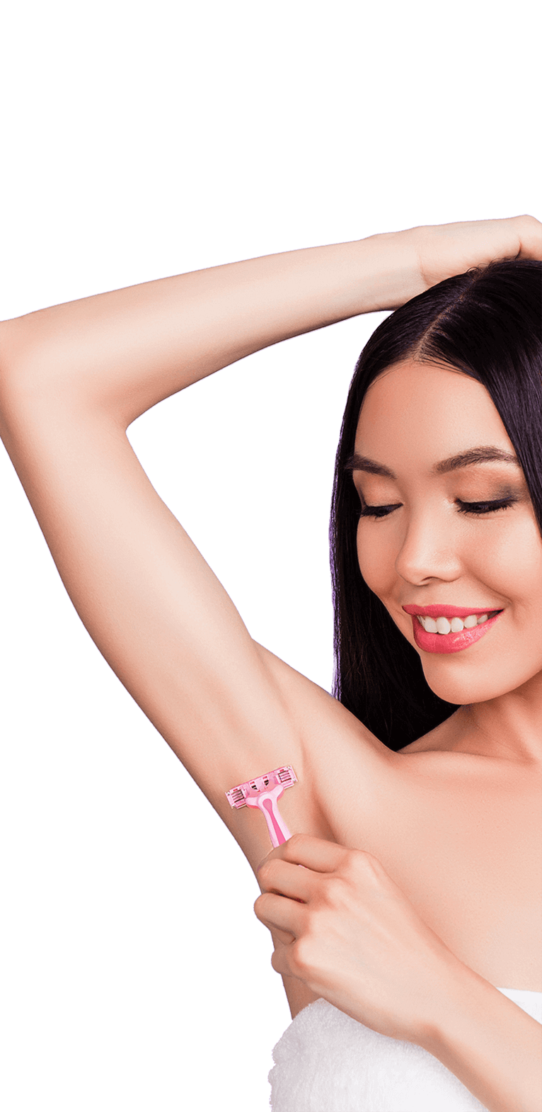 How to help prevent ingrown hairs