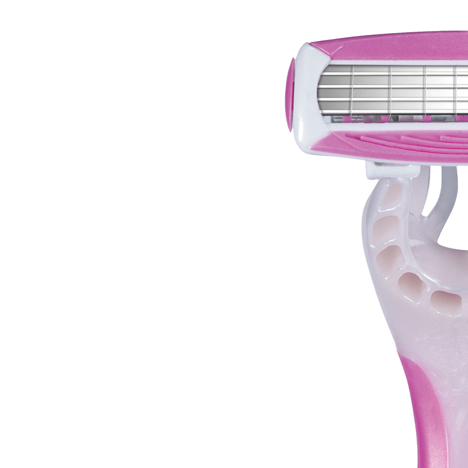 A shave so smooth you can skip a day